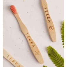 Bamboo Tooth Brush - Kids Violet (ஊதா பற்குச்சி)